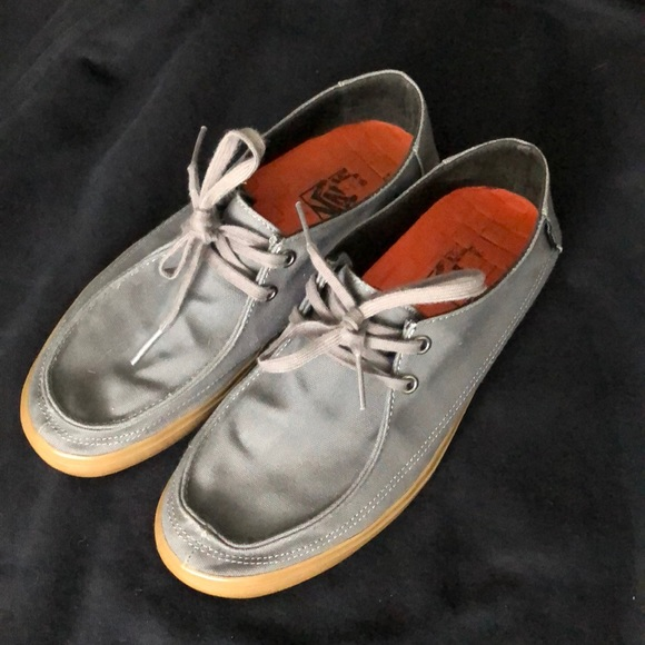 Vans Shoes | Vans Surf Siders | Poshmark